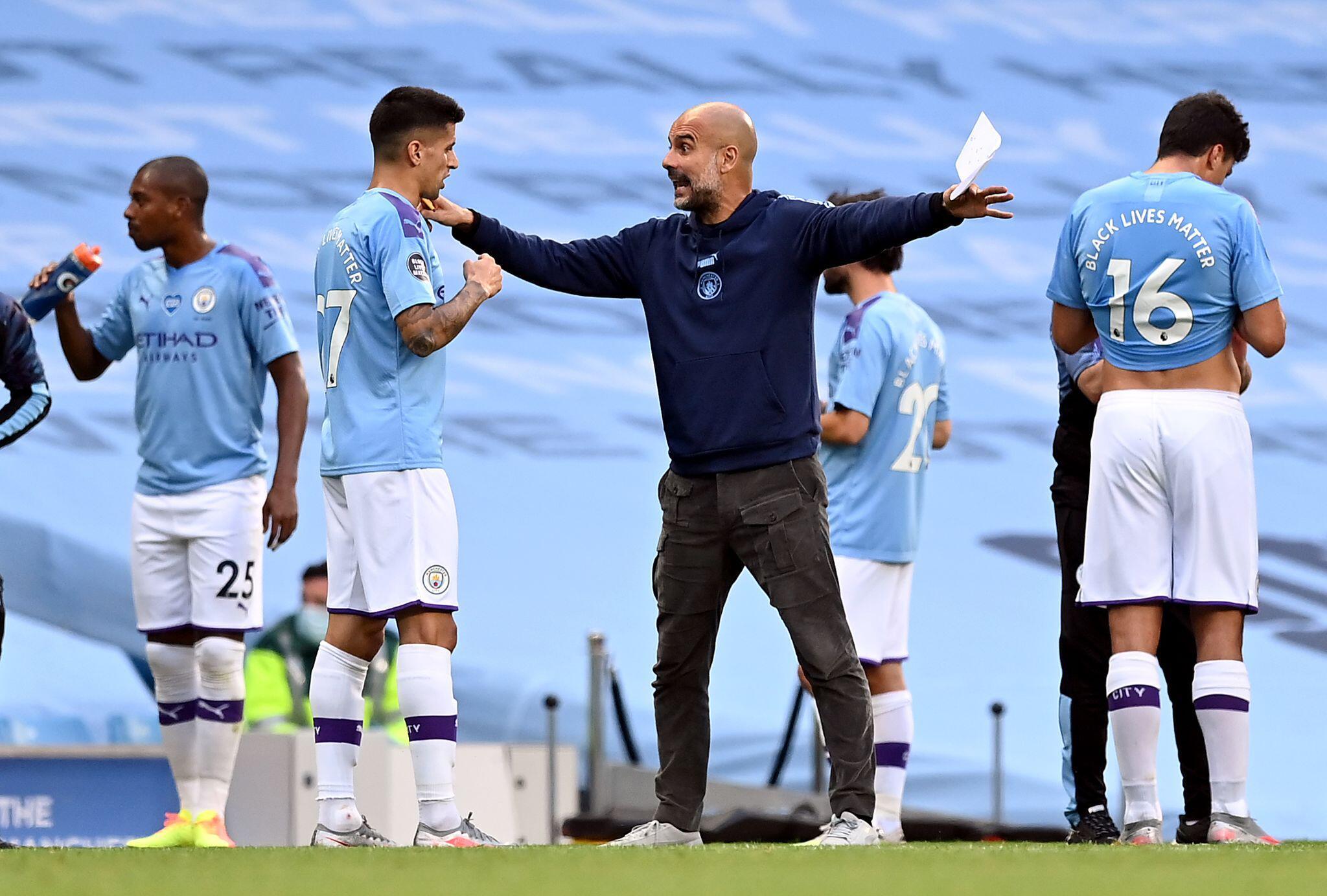 Bild zu Manchester City, FC Burnley