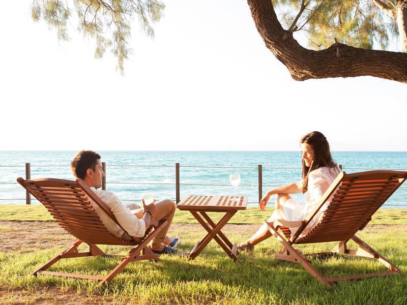 Bild zu Entspannter Urlaub