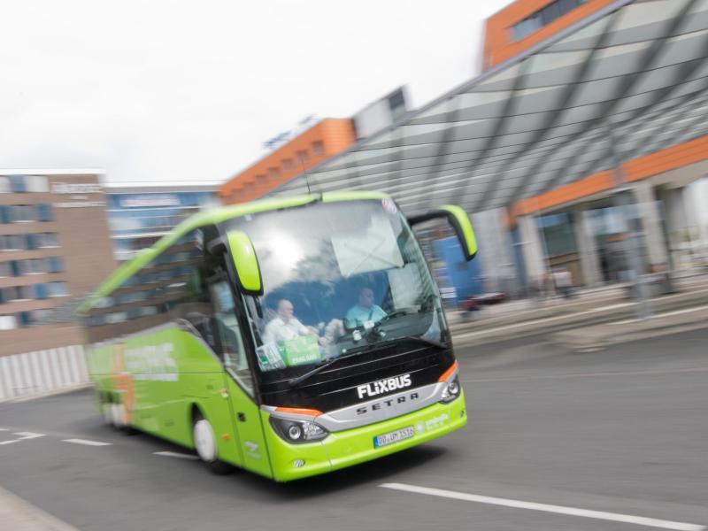 Bild zu Flixbus