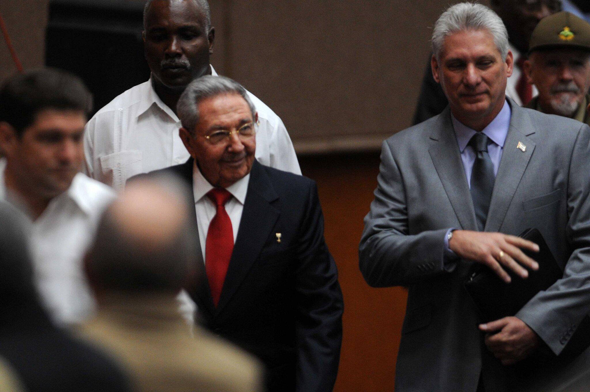 Bild zu Ende der Castros Ära in Kuba