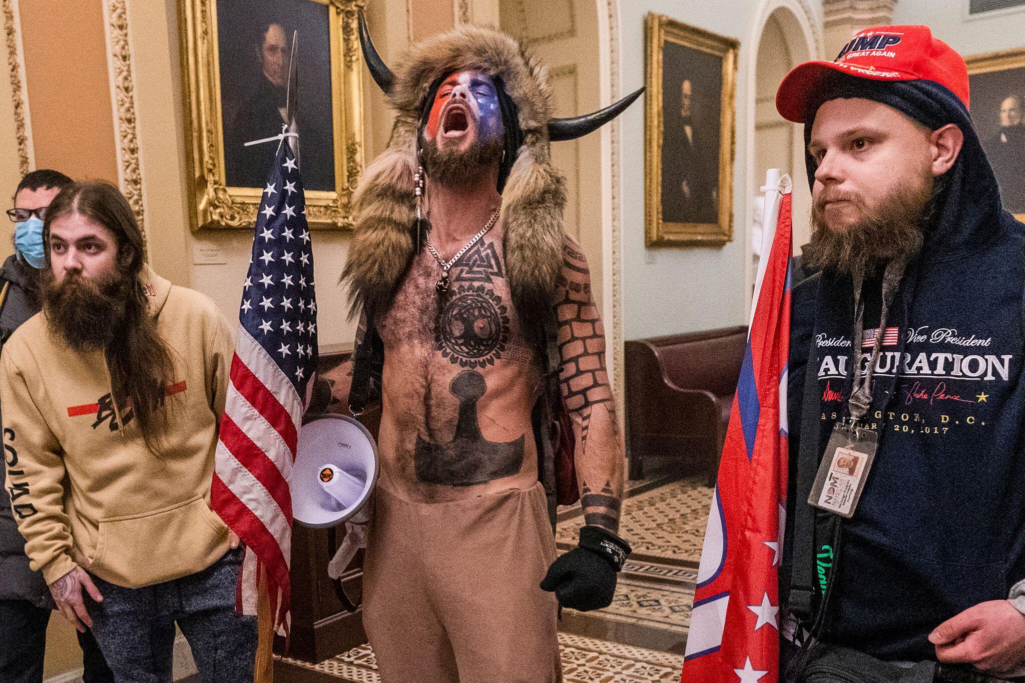 Bild zu Nach Sturm auf das US-Kapitol
