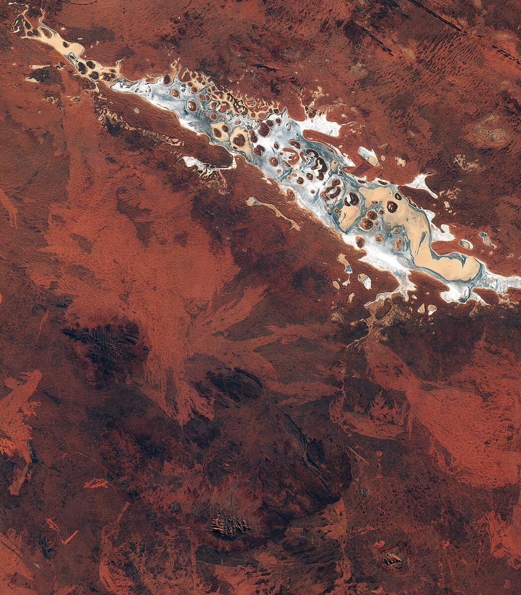 Bild zu Amadeus-See im nördlichen Australien