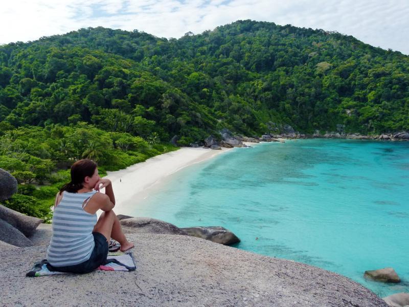 Bild zu Similan Inseln