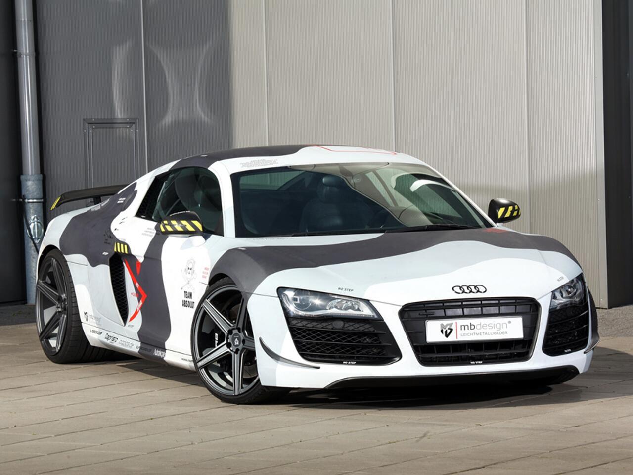 Bild zu mbDesign Audi R8