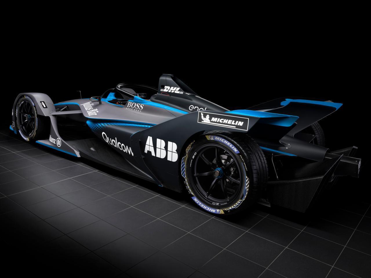 Bild zu FIA Formel E Gen2