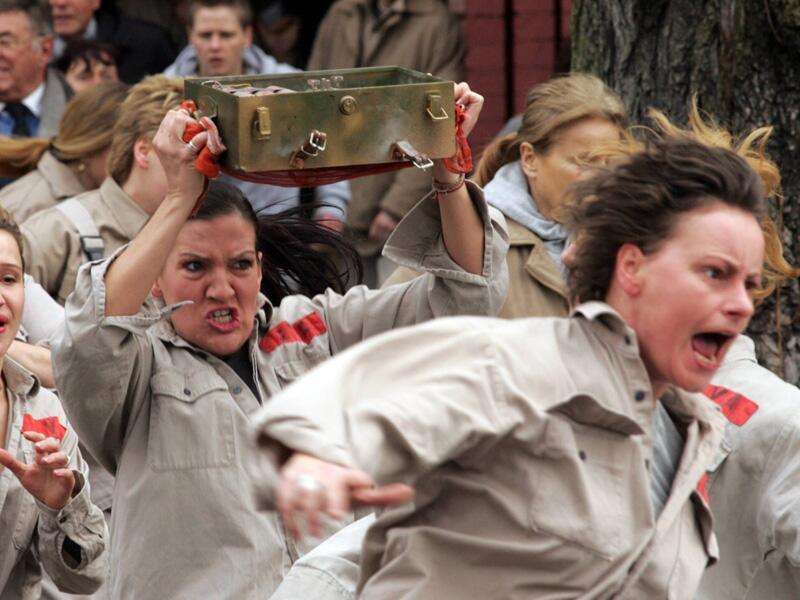 Bild zu Hinter Gittern, der Frauenknast