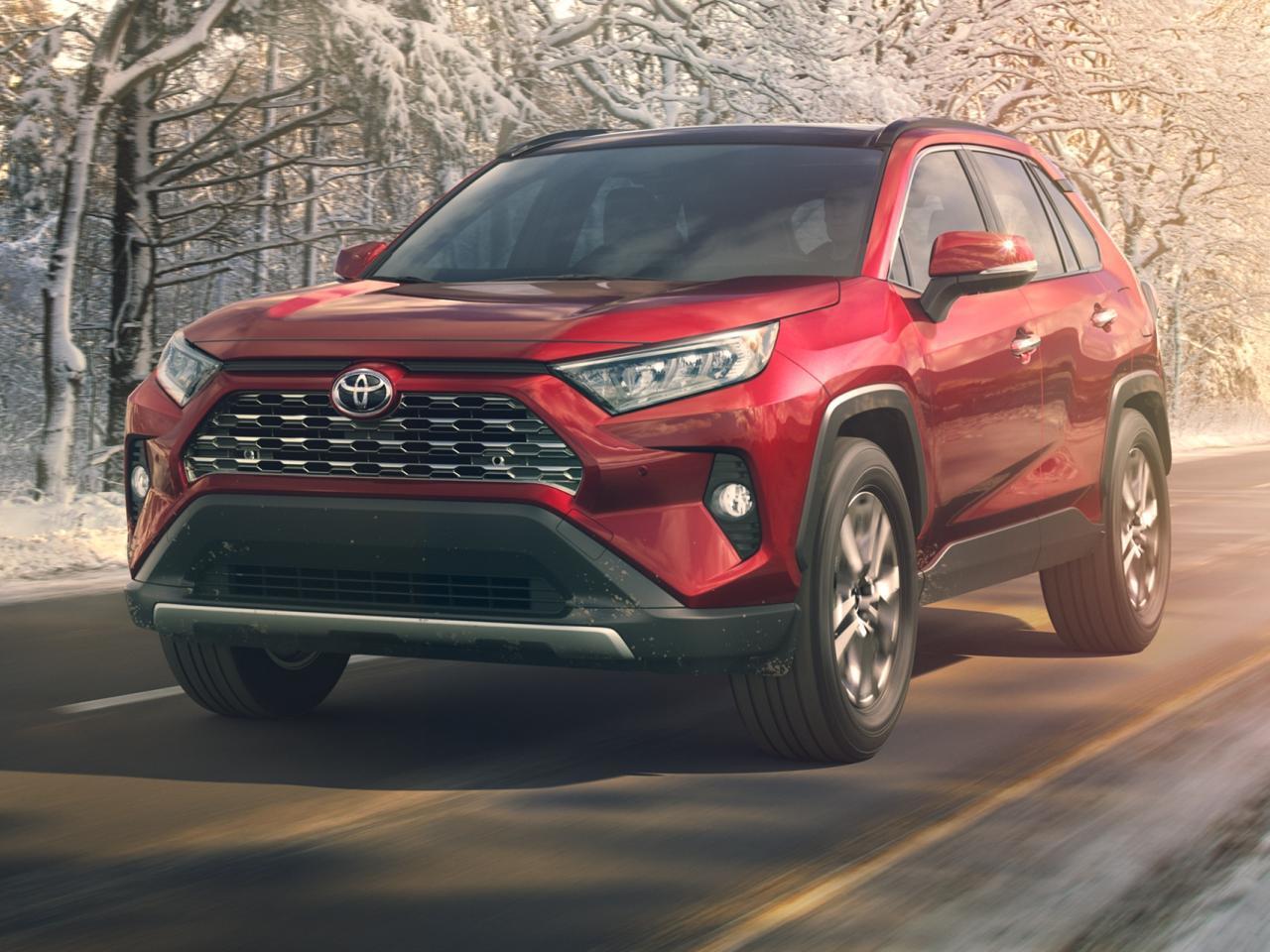Bild zu Toyota RAV4 (2019)