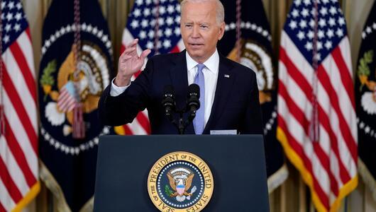 Coronavirus - US-Präsident Biden