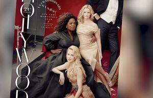 Photoshop-Panne: Reese Witherspoon und Oprah Winfrey bekommen zusätzliche Gliedmaße