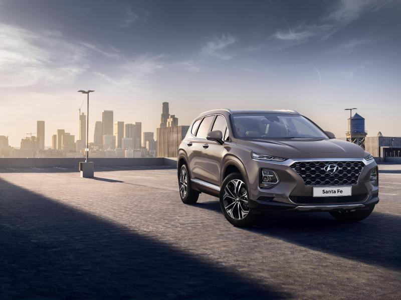 Bild zu Hyundai Santa Fe