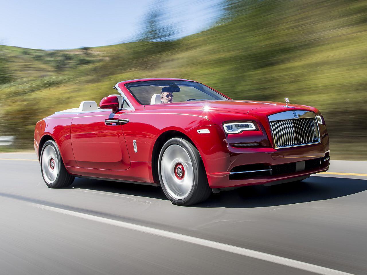 Bild zu Rolls-Royce Dawn