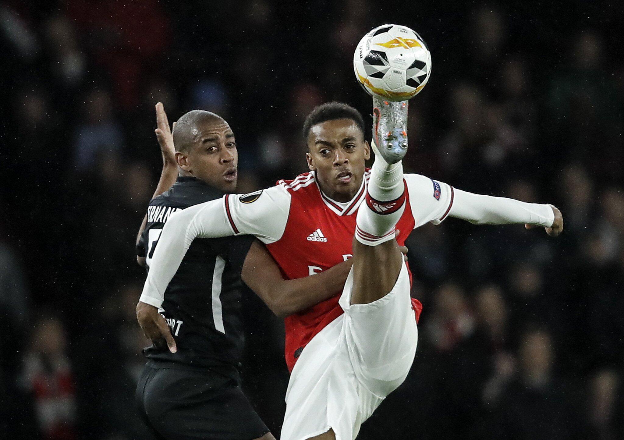 Bild zu FC Arsenal - Eintracht Frankfurt