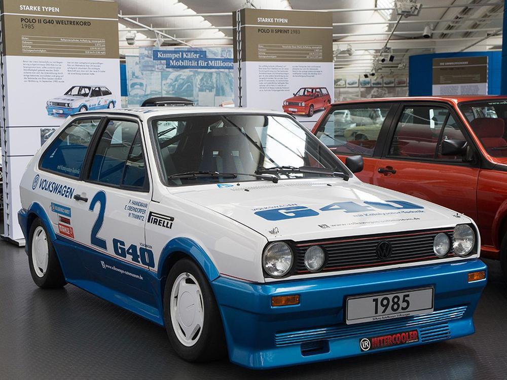 """Bild zu VW Polo GT """"G40"""""""