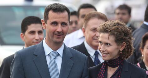 Syrische First Lady Asma al-Assad