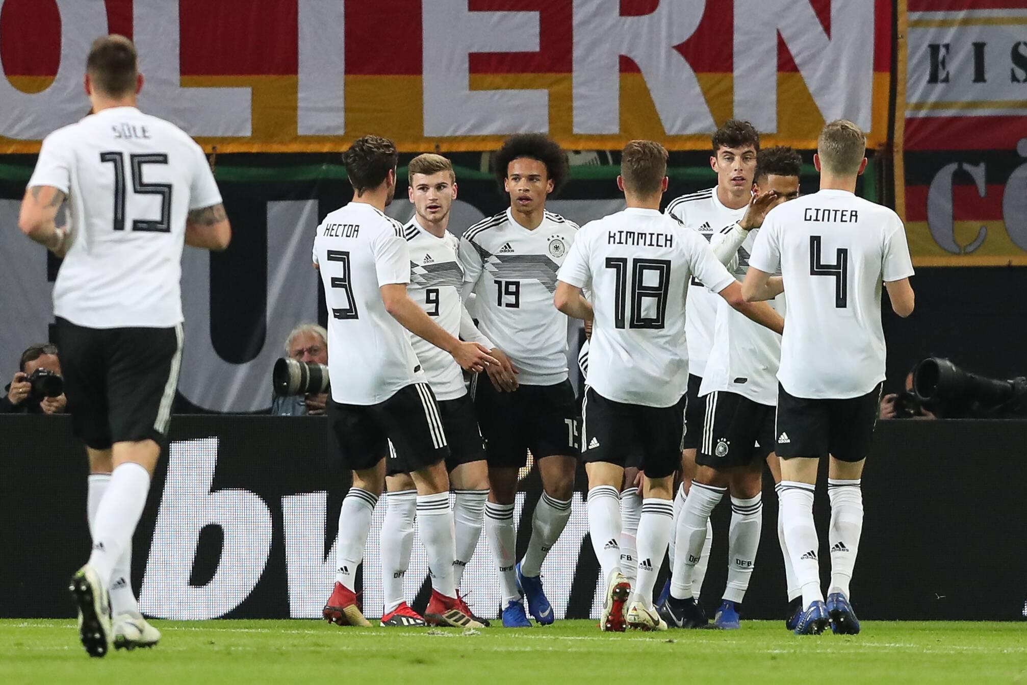 Bild zu Deutschland DFB-Team