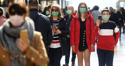 Coronavirus - Mailand