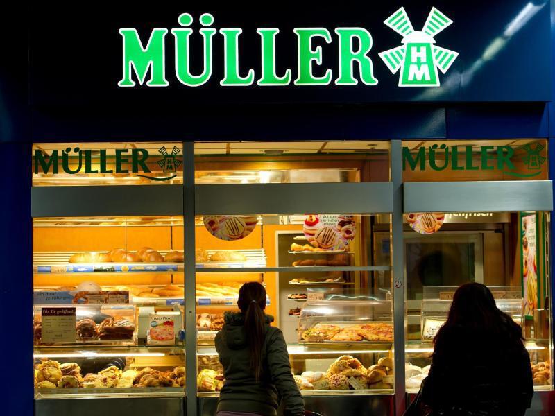 Bild zu Prozess Müller-Brot