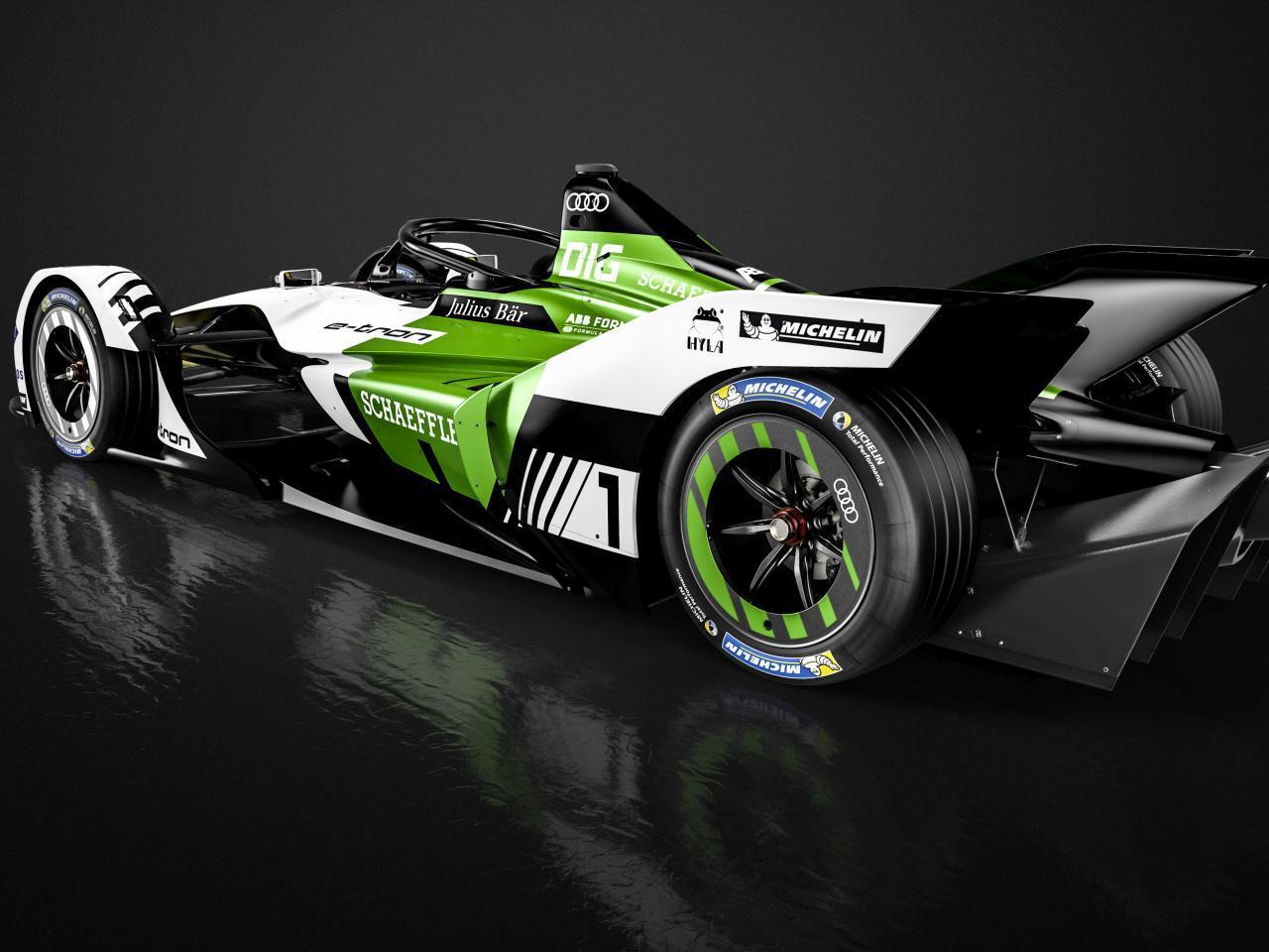Bild zu FIA Formel E Audi FE05