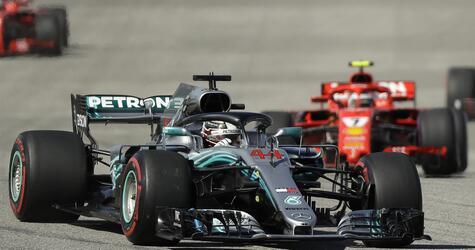 F1: Grand Prix der USA - Rennen
