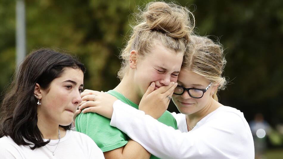 Nach Angriff auf Moscheen in Neuseeland - Trauer