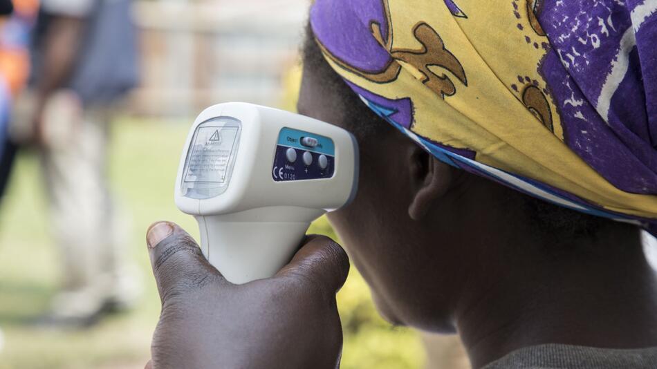 Ebola-Epidemie im Kongo