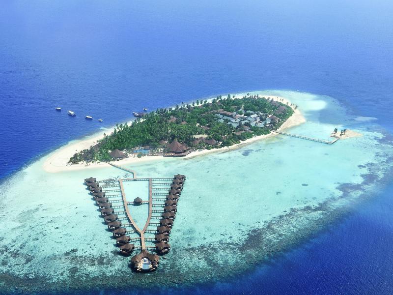 Bild zu Der Robinson-Club auf den Malediven