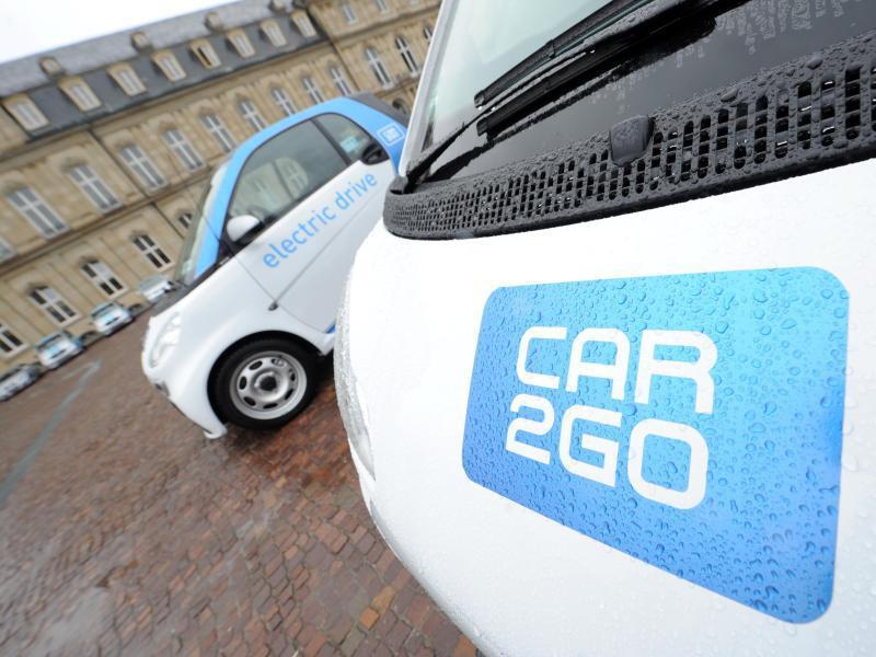 Bild zu Car2go