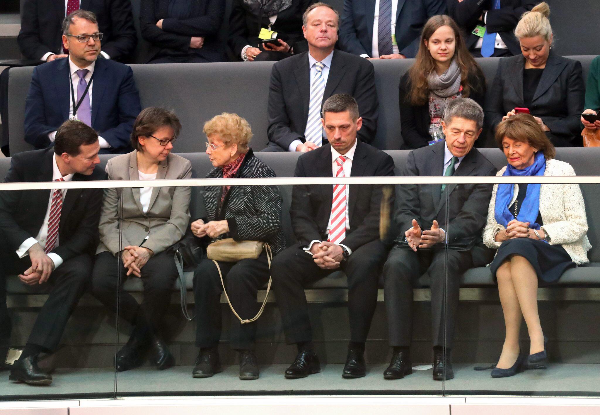 Bild zu Wahl der Bundeskanzlerin