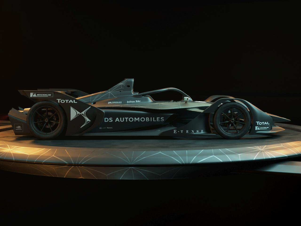 Bild zu FIA Formel E Gen2 DS Virgin