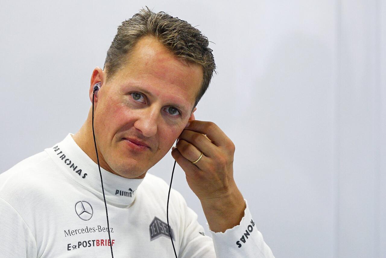 Bild zu Michael Schumacher
