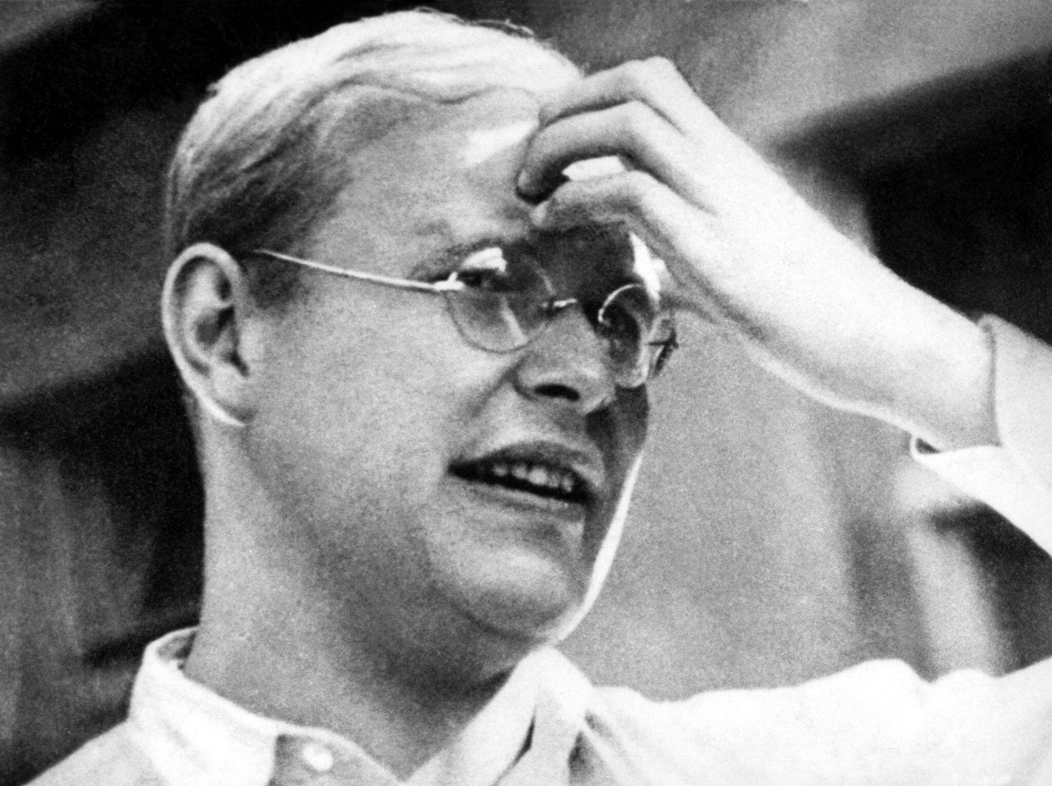 Bild zu Dietrich Bonhoeffer