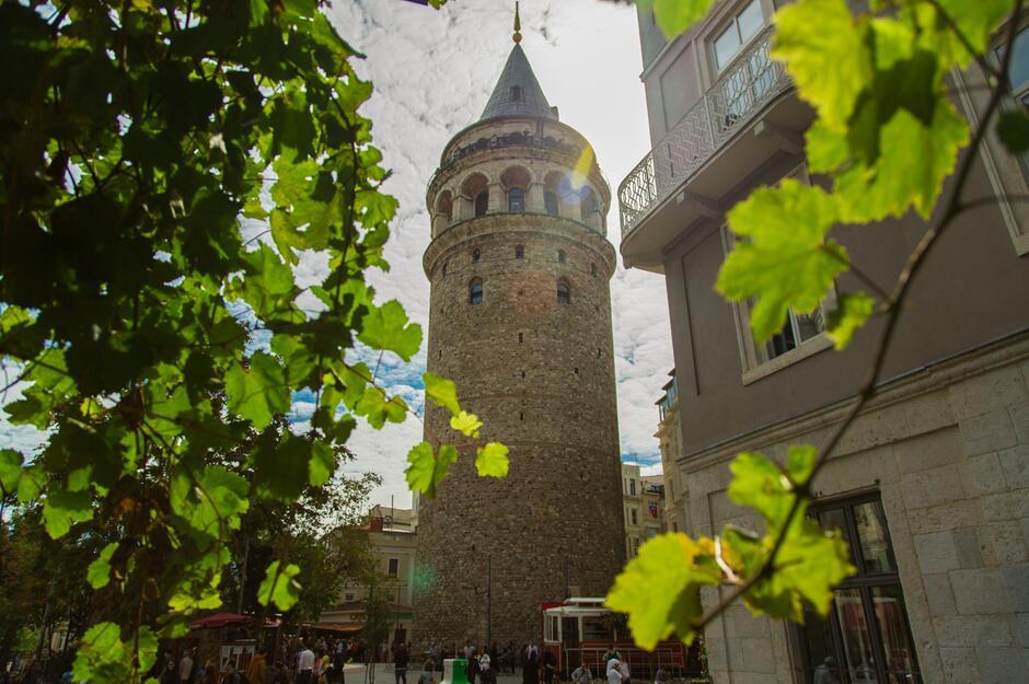 Bild zu Galata-Turm