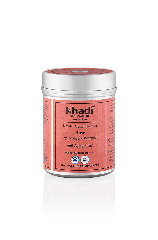 Bild zu Khadi vegane Gesichtsmaske Rose.
