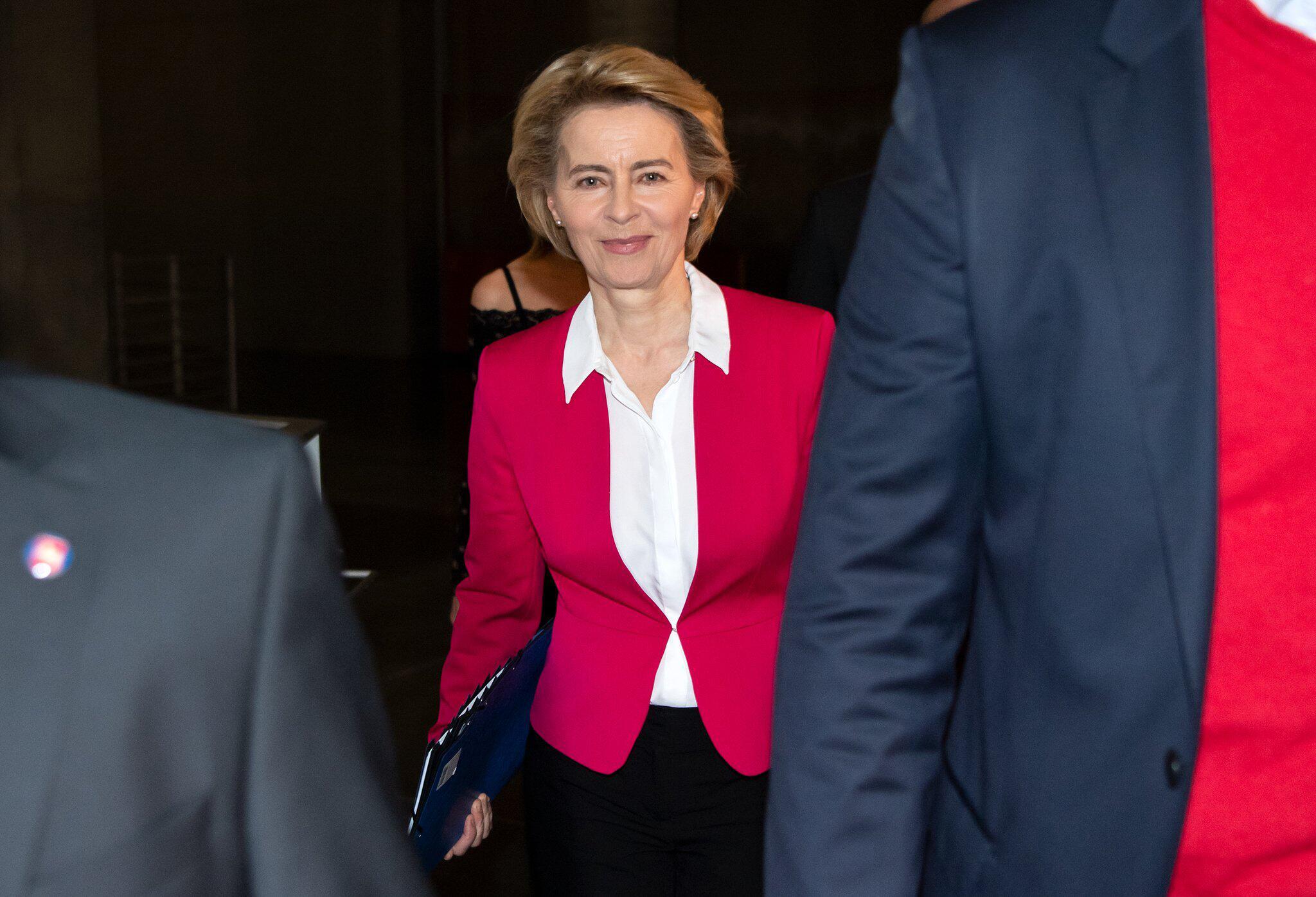 Bild zu Ursula von der Leyen beim Untersuchungsausschuss