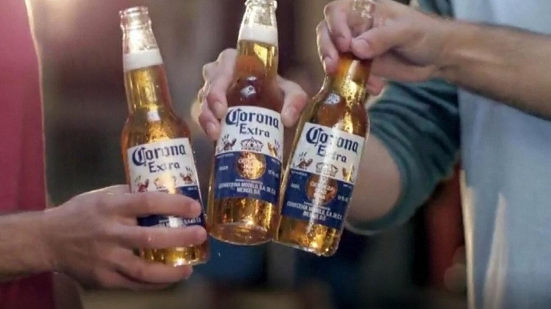 Bild zu Corona-Bier