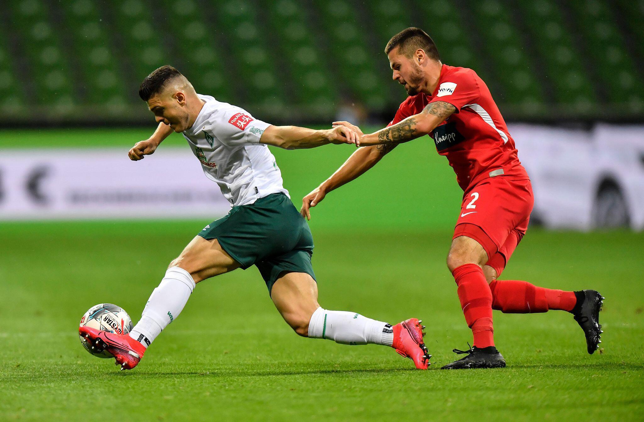 Bild zu Werder Bremen - 1. FC Heidenheim