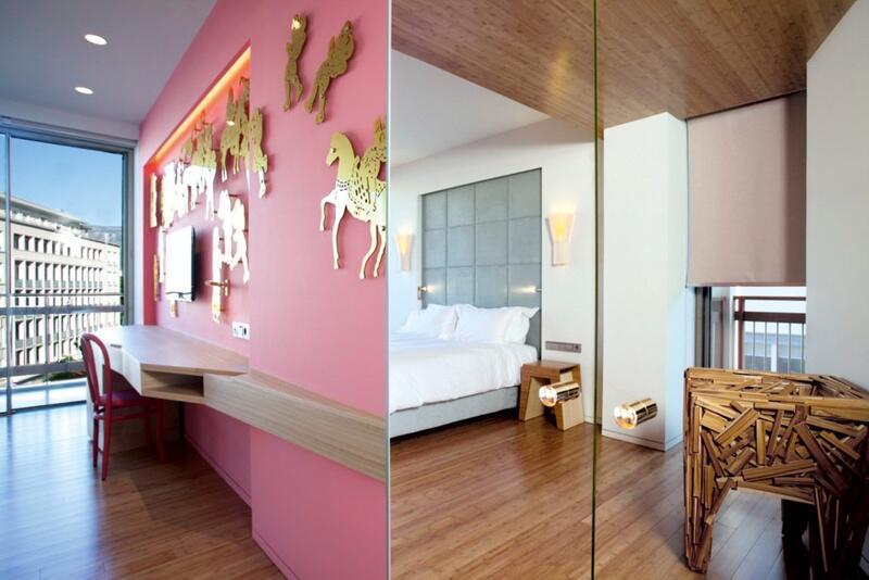 """Bild zu """"New Hotel"""" in Athen / Griechenland"""