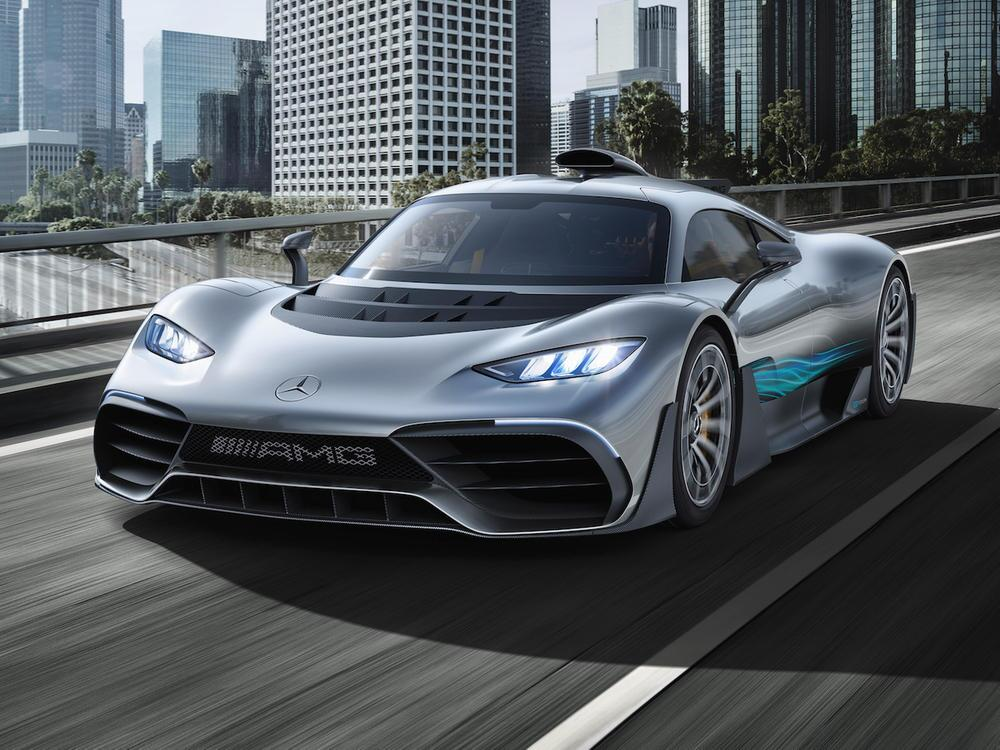 Bild zu Flop: Mercedes-AMG Project One