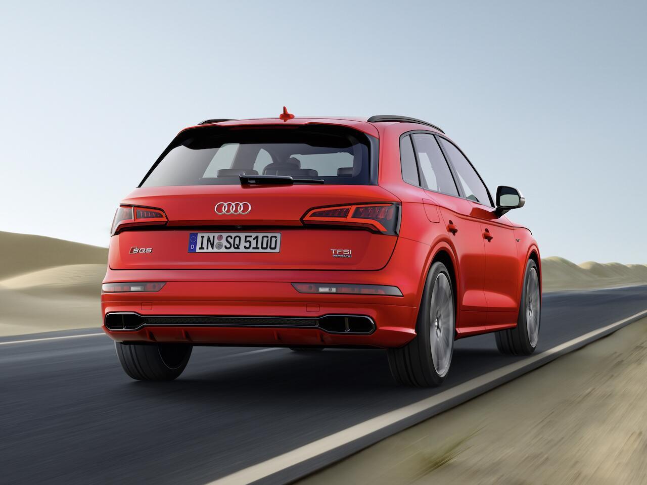 Bild zu Platz 13: Audi Q5