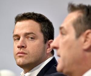 Regierungskrise in Österreich