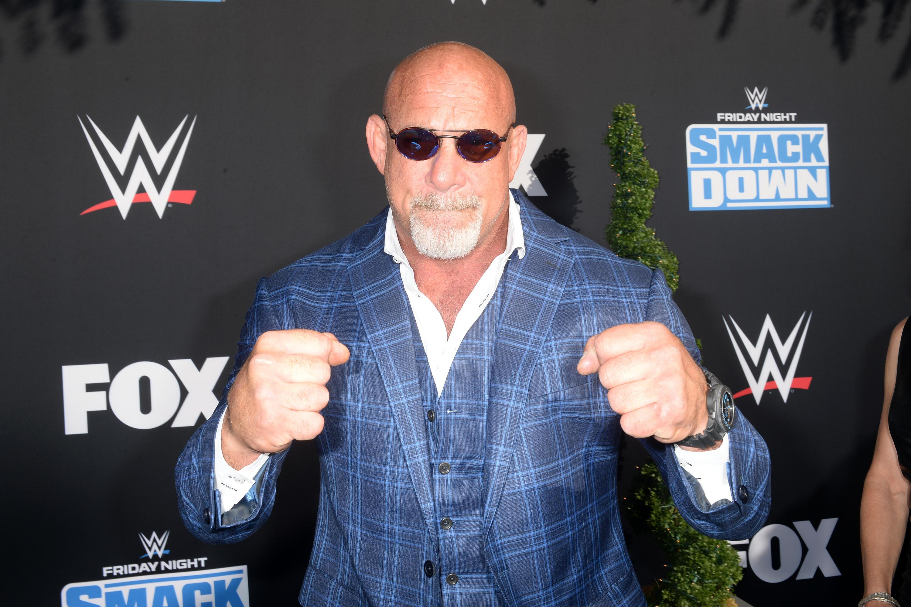 Bild zu Bill Goldberg