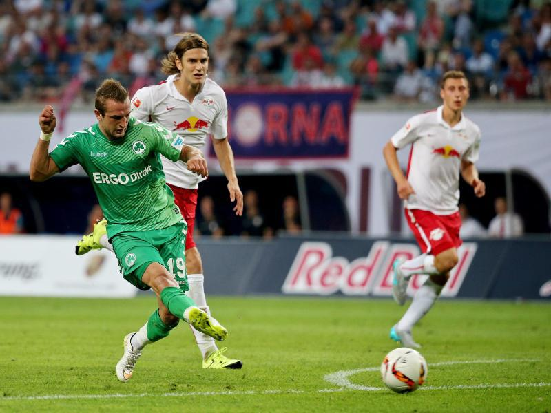 Bild zu RB Leipzig - SpVgg Greuther Fürth