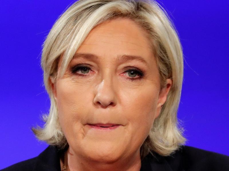 Bild zu Marine Le Pen