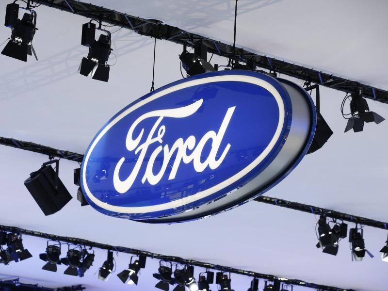 Bild zu Ford-Logo