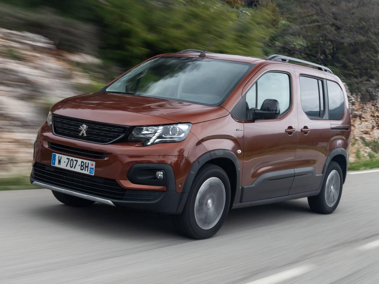 Bild zu Peugeot Rifter