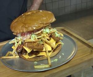 3-Kilo-Burger