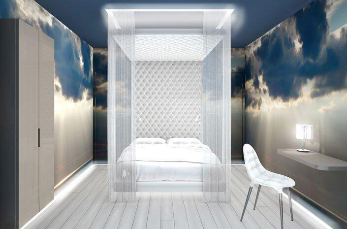 """Bild zu """"Hotel Angely"""" in Paris / Frankreich"""
