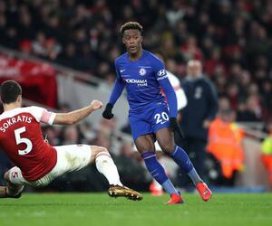 Callum Hudson-Odoi, Sokratis Papastathopoulos, FC Arsenal London, FC Chelsea London, Premier League