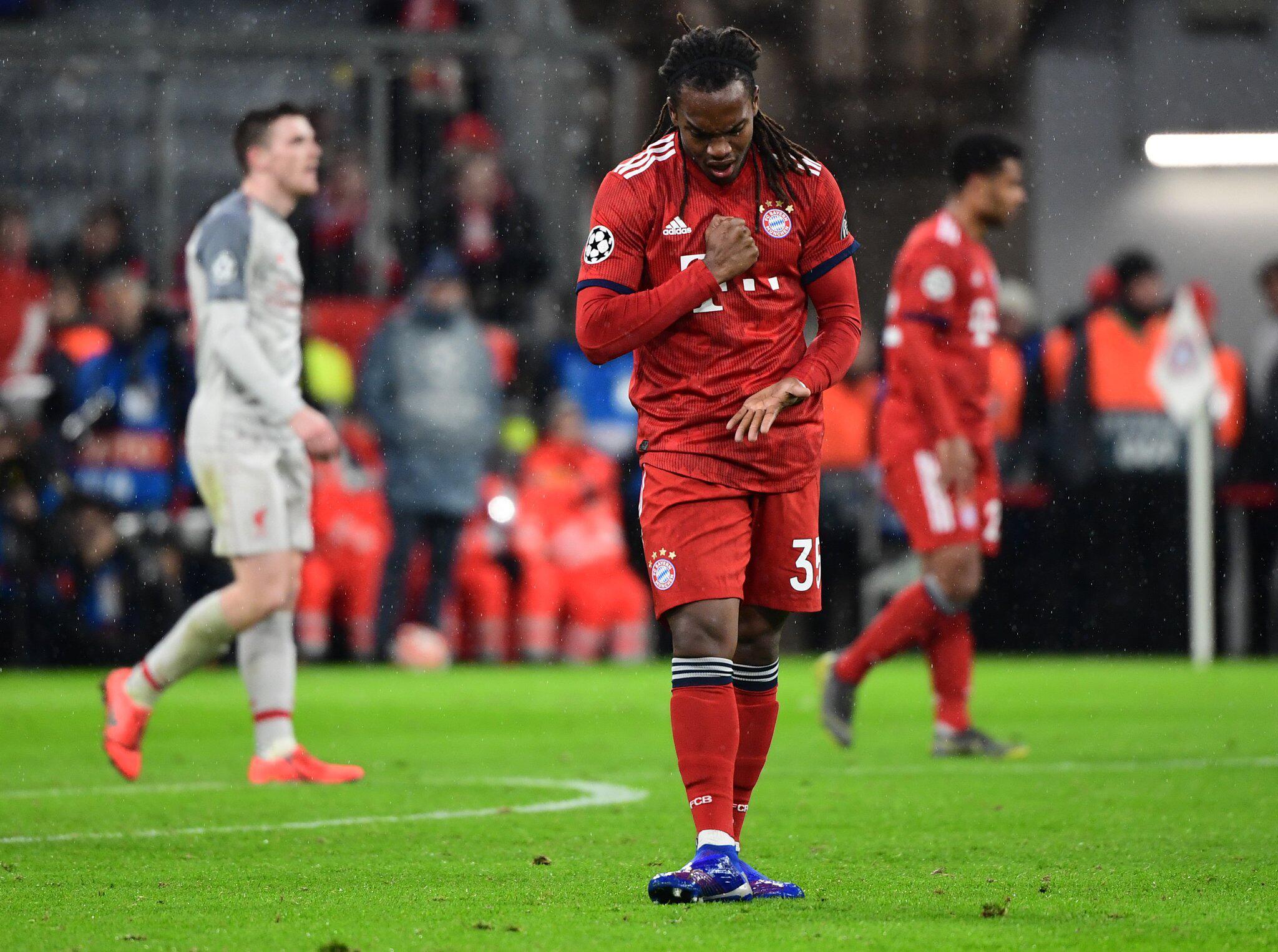 Bild zu Renato Sanches, FC Bayern München, FC Liverpool, Champions League, Achtelfinale, Ausscheiden