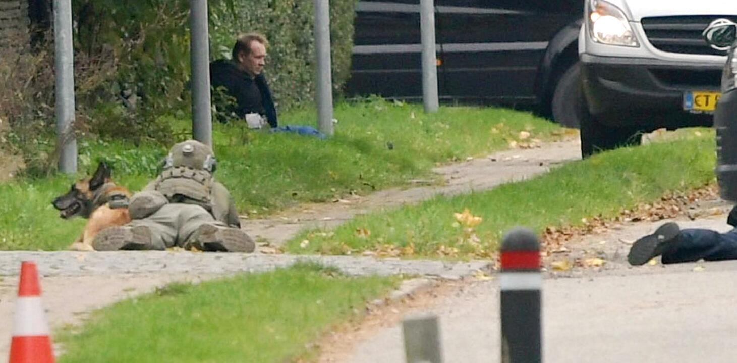 Bild zu Fluchtversuch von Wall-Mörder Madsen